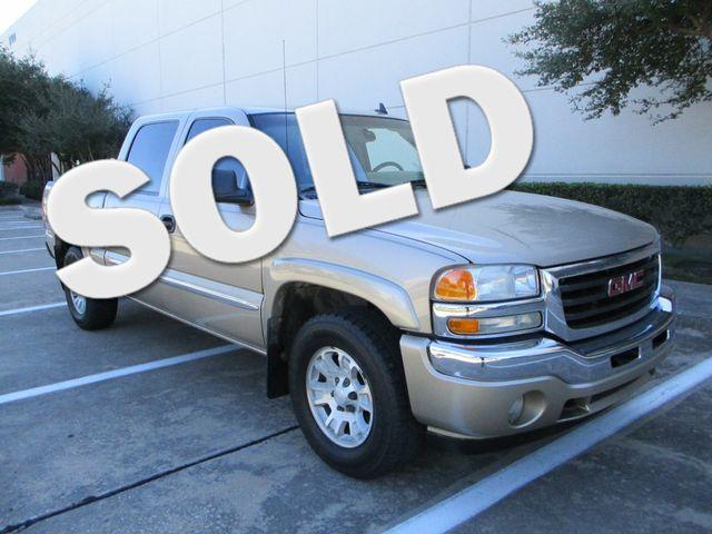 2006 GMC Sierra 1500 SLT Plano, Texas 0