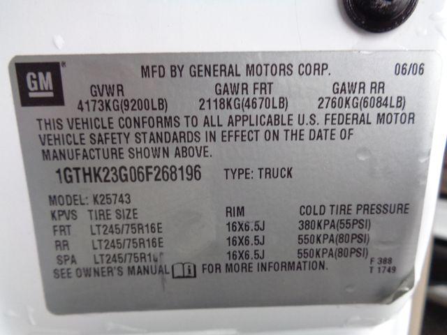 2006 GMC Sierra 2500HD SLE1 Corpus Christi, Texas 44