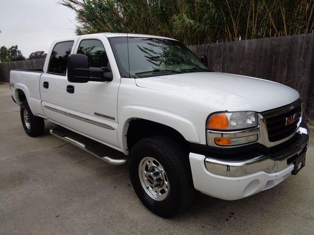 2006 GMC Sierra 2500HD SLE1 Corpus Christi, Texas 1