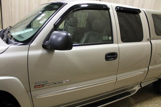 2006 GMC Sierra 2500HD Diesel SLT Roscoe, Illinois 13