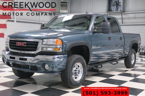 2006 GMC Sierra 2500HD SLE 4x4 LBZ Duramax Diesel Allison LowMiles 1Owner in Searcy, AR