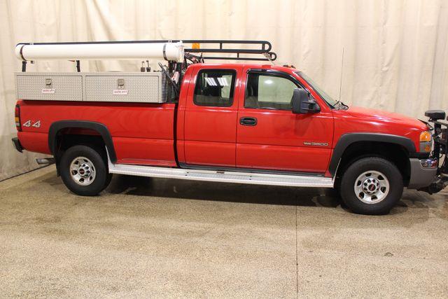 2006 GMC Sierra 3500 SRW Work Trk Roscoe, Illinois 1