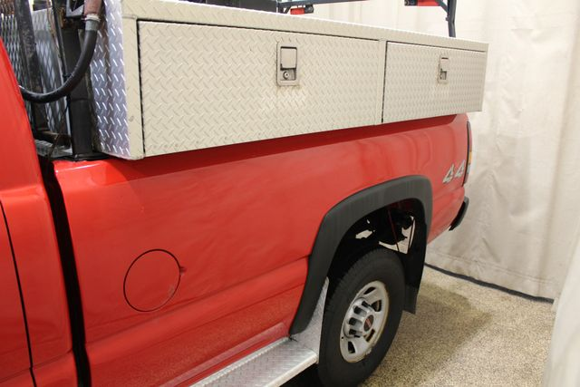 2006 GMC Sierra 3500 SRW Work Trk Roscoe, Illinois 5