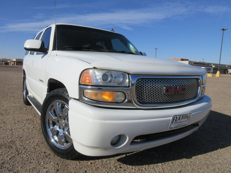 2006 GMC Yukon Denali AWD  Fultons Used Cars Inc  in , Colorado