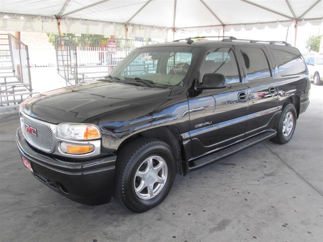 2006 GMC Yukon XL Denali This particular Vehicle comes with 3rd Row Seat Please call or e-mail to