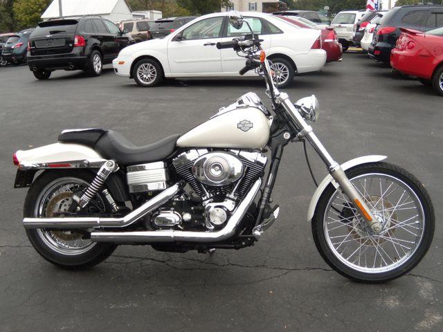 2006 Harley-Davidson Dyna Glide Wide Glide® Ephrata, PA 1