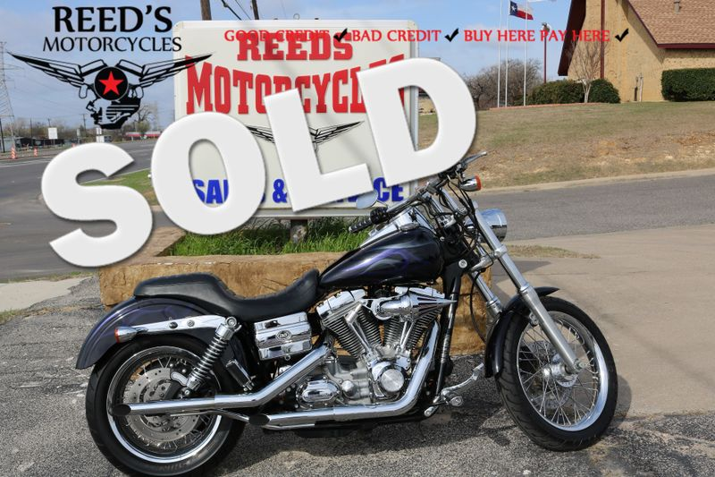 2006 Harley Davidson Dyna Glide 35th Anniversary Super Glide® | Hurst, Texas | Reed's Motorcycles in Hurst Texas