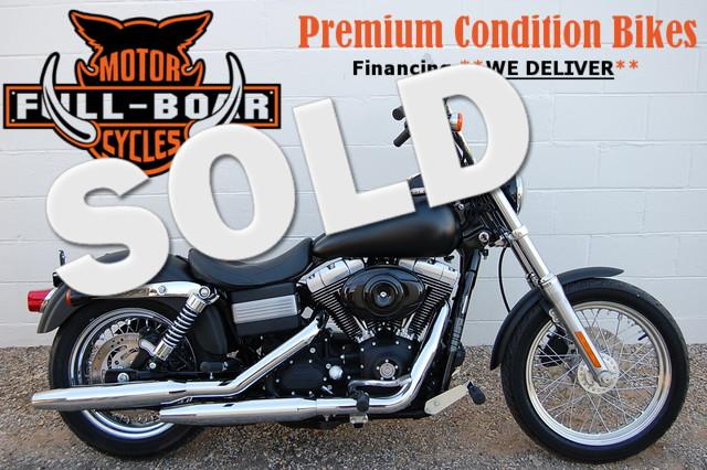 2006 Harley Davidson DYNA STREET BOB  FXDB STREET BOB  in Hurst TX