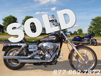 2006 Harley-Davidson DYNA WIDE GLIDE FXDWGI DYNA WIDE GLIDE McHenry, Illinois