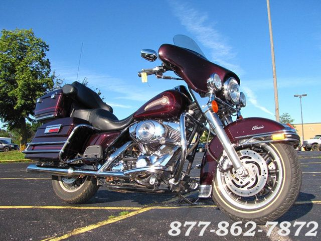2006 Harley-Davidson ELECTRA GLIDE CLASSIC FLHTCI ELECTRA GLIDE FLHTCI McHenry, Illinois 2