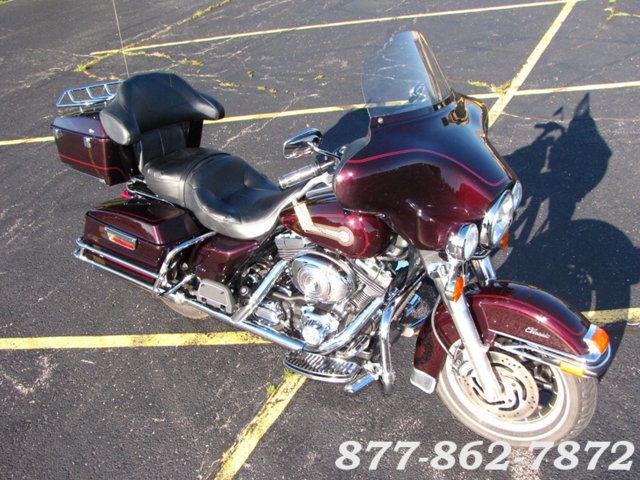 2006 Harley-Davidson ELECTRA GLIDE CLASSIC FLHTCI ELECTRA GLIDE FLHTCI McHenry, Illinois 31
