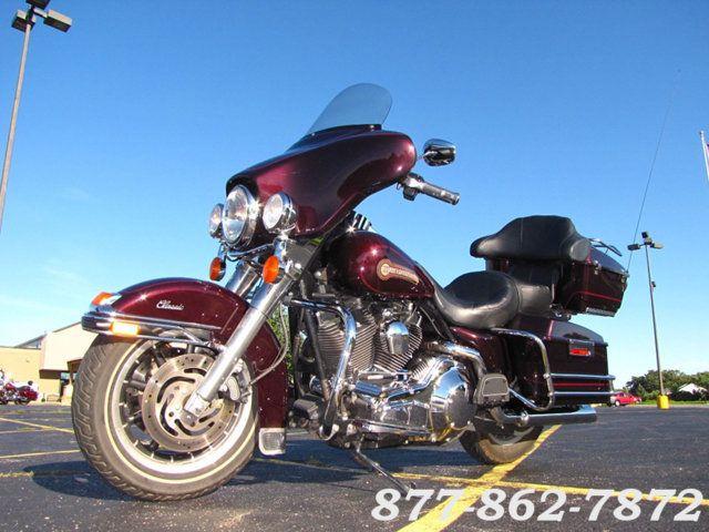 2006 Harley-Davidson ELECTRA GLIDE CLASSIC FLHTCI ELECTRA GLIDE FLHTCI McHenry, Illinois 4