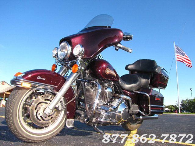 2006 Harley-Davidson ELECTRA GLIDE CLASSIC FLHTCI ELECTRA GLIDE FLHTCI McHenry, Illinois 45