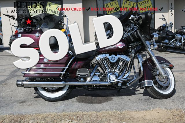 2006 Harley Davidson Electra Glide® Ultra Classic® | Hurst, Texas | Reed's Motorcycles in Hurst Texas