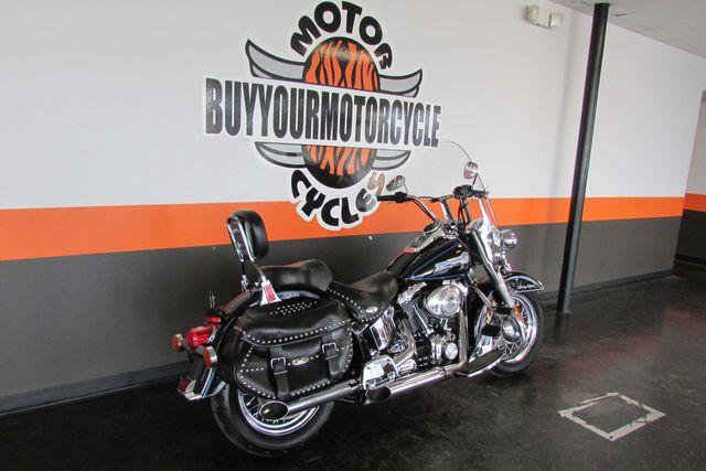 2006 Harley Davidson SOFTAIL HERITAGE CLASSIC FLSTCI Arlington, Texas 1