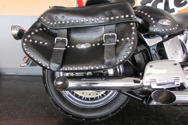 2006 Harley Davidson SOFTAIL HERITAGE CLASSIC FLSTCI Arlington, Texas 11
