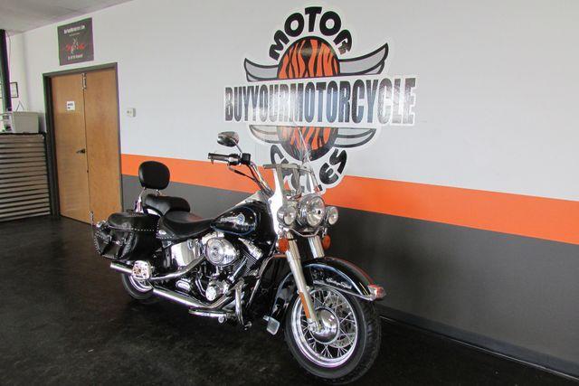 2006 Harley Davidson SOFTAIL HERITAGE CLASSIC FLSTCI Arlington, Texas 2