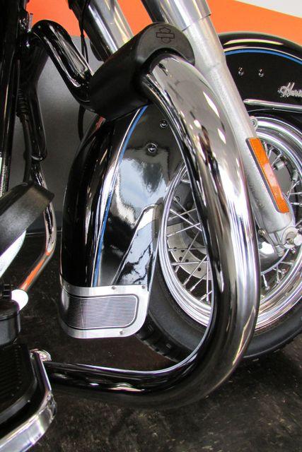 2006 Harley Davidson SOFTAIL HERITAGE CLASSIC FLSTCI Arlington, Texas 22