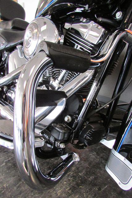 2006 Harley Davidson SOFTAIL HERITAGE CLASSIC FLSTCI Arlington, Texas 23