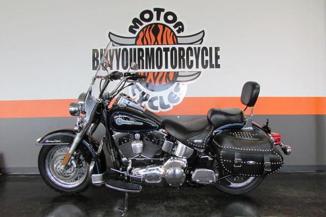 2006 Harley Davidson SOFTAIL HERITAGE CLASSIC FLSTCI Arlington, Texas 31