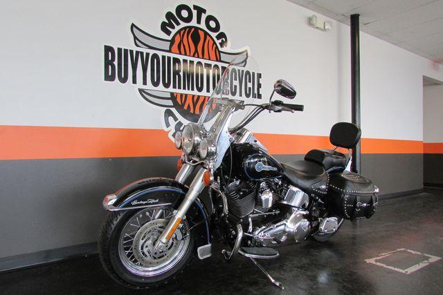 2006 Harley Davidson SOFTAIL HERITAGE CLASSIC FLSTCI Arlington, Texas 32