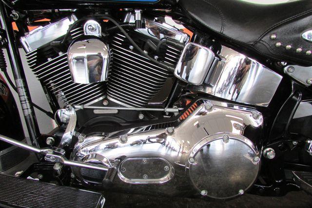 2006 Harley Davidson SOFTAIL HERITAGE CLASSIC FLSTCI Arlington, Texas 38
