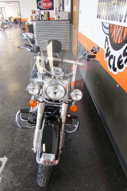 2006 Harley Davidson SOFTAIL HERITAGE CLASSIC FLSTCI Arlington, Texas 4