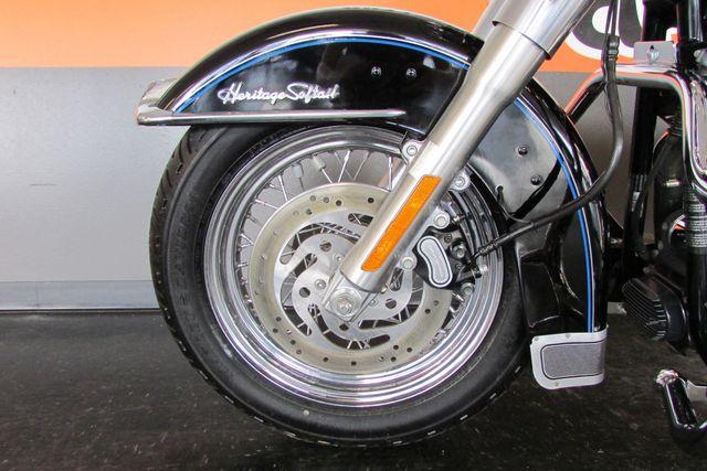 2006 Harley Davidson SOFTAIL HERITAGE CLASSIC FLSTCI Arlington, Texas 42
