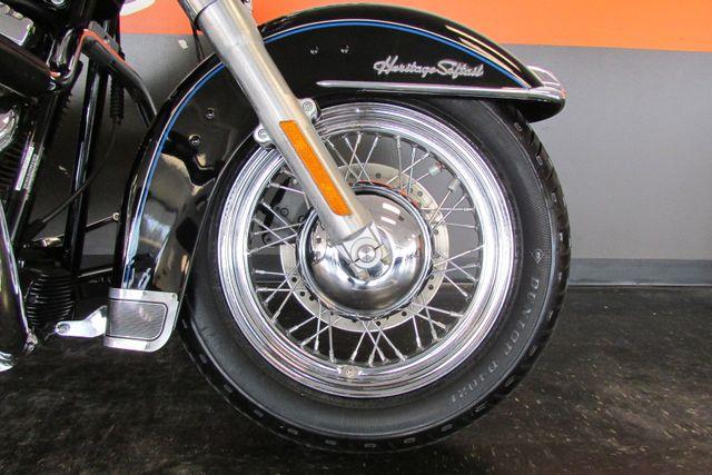 2006 Harley Davidson SOFTAIL HERITAGE CLASSIC FLSTCI Arlington, Texas 7