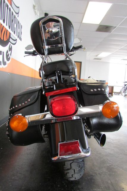 2006 Harley Davidson SOFTAIL HERITAGE CLASSIC FLSTCI Arlington, Texas 8