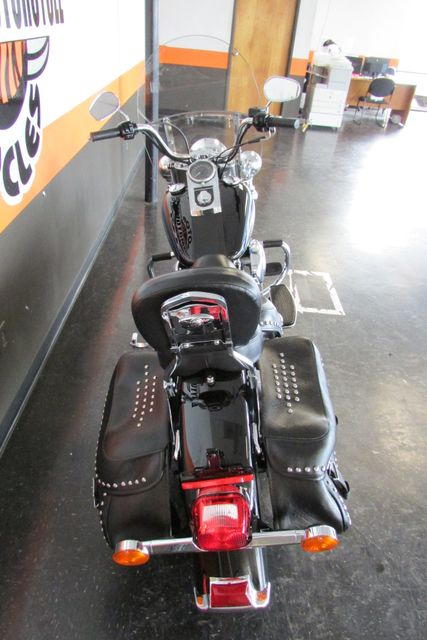 2006 Harley Davidson SOFTAIL HERITAGE CLASSIC FLSTCI Arlington, Texas 9