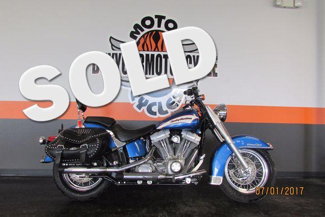 2006 Harley-Davidson Heritage Softail Classic FLSTC HERITAGESOFTAILCLASSIC Arlington, Texas 0