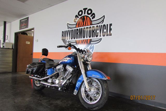 2006 Harley-Davidson Heritage Softail Classic FLSTC HERITAGESOFTAILCLASSIC Arlington, Texas 2