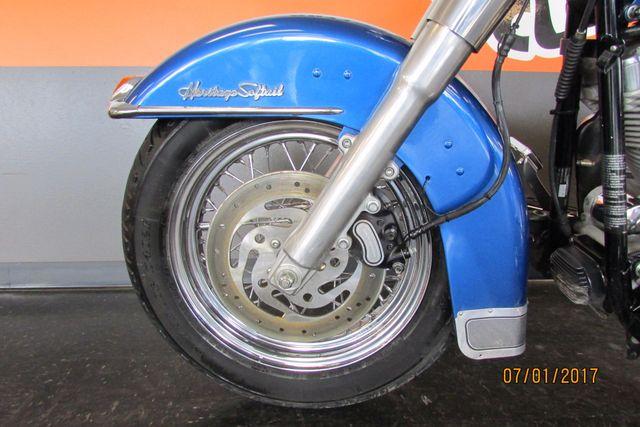 2006 Harley-Davidson Heritage Softail Classic FLSTC HERITAGESOFTAILCLASSIC Arlington, Texas 29
