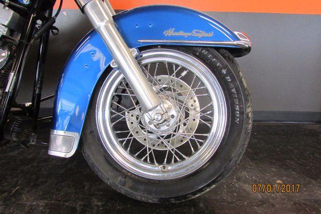 2006 Harley-Davidson Heritage Softail Classic FLSTC HERITAGESOFTAILCLASSIC Arlington, Texas 6