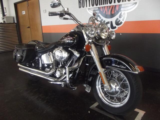 2006 Harley-Davidson SOFTAIL FLST HERITAGE SOFTAIL Arlington, Texas 0