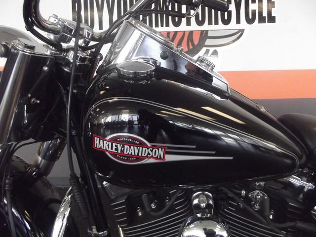 2006 Harley-Davidson SOFTAIL FLST HERITAGE SOFTAIL Arlington, Texas 19
