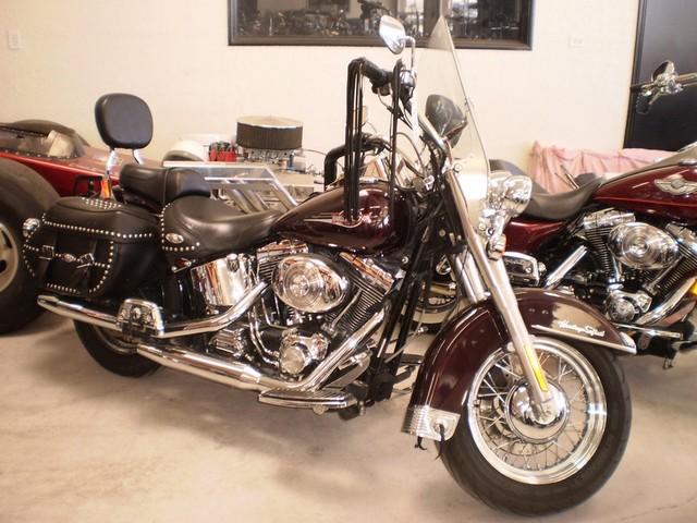 2006 Harley-Davidson Softail® Heritage Softail® Classic Ogden, Utah 0