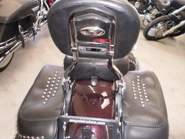 2006 Harley-Davidson Softail® Heritage Softail® Classic Ogden, Utah 8