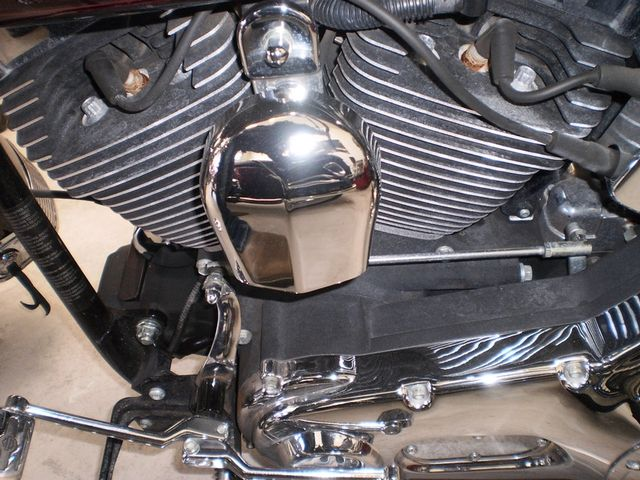 2006 Harley-Davidson Softail® Heritage Softail® Classic Ogden, Utah 10