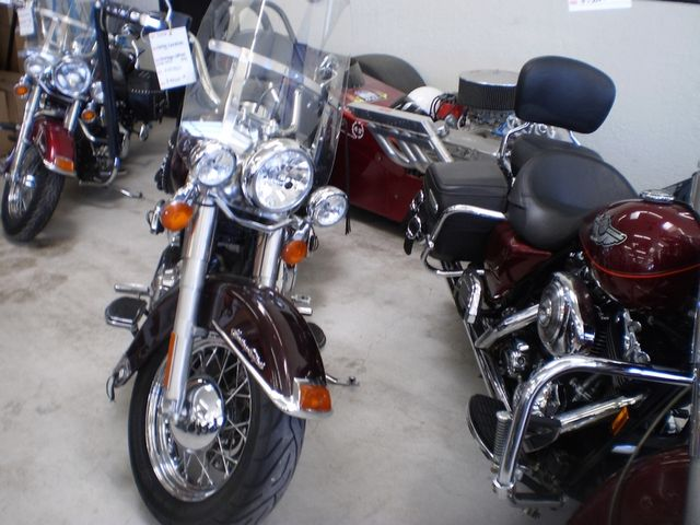 2006 Harley-Davidson Softail® Heritage Softail® Classic Ogden, Utah 3
