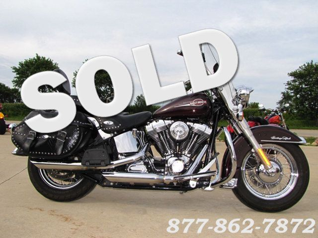 2006 Harley-Davidson HERITAGE SOFTAIL FLSTCI HERITAGE SOFTAIL McHenry, Illinois 0