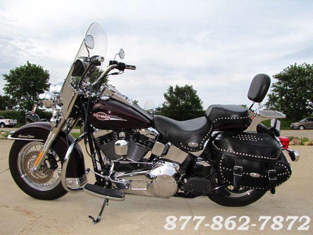2006 Harley-Davidson HERITAGE SOFTAIL FLSTCI HERITAGE SOFTAIL McHenry, Illinois 1