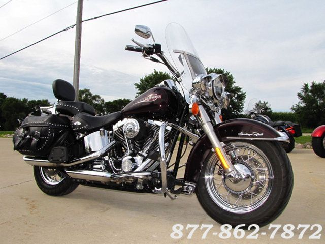 2006 Harley-Davidson HERITAGE SOFTAIL FLSTCI HERITAGE SOFTAIL McHenry, Illinois 2