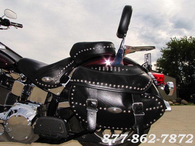 2006 Harley-Davidson HERITAGE SOFTAIL FLSTCI HERITAGE SOFTAIL McHenry, Illinois 29