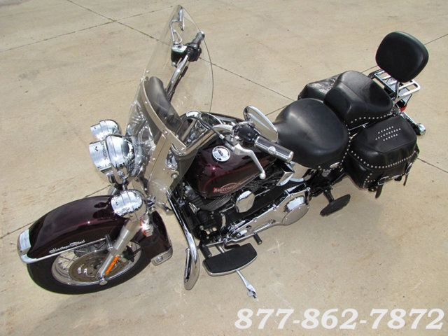 2006 Harley-Davidson HERITAGE SOFTAIL FLSTCI HERITAGE SOFTAIL McHenry, Illinois 33