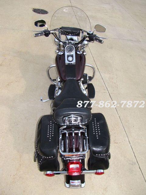 2006 Harley-Davidson HERITAGE SOFTAIL FLSTCI HERITAGE SOFTAIL McHenry, Illinois 35