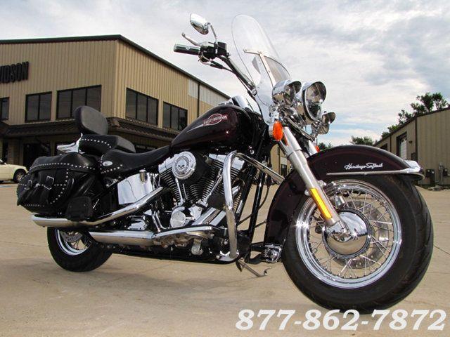 2006 Harley-Davidson HERITAGE SOFTAIL FLSTCI HERITAGE SOFTAIL McHenry, Illinois 37