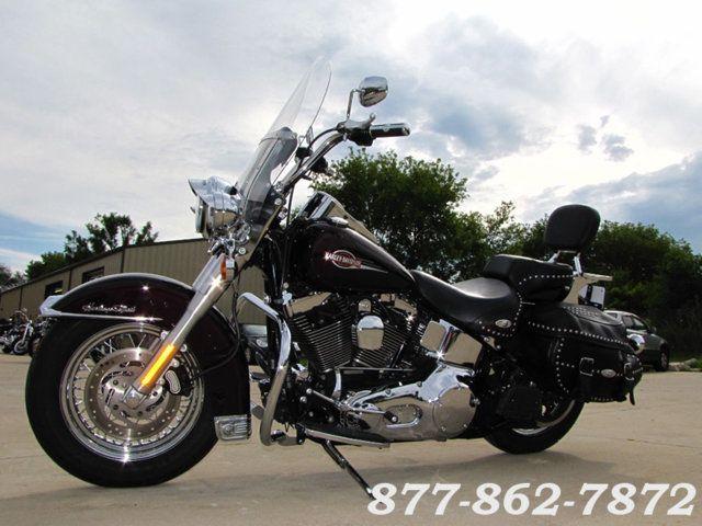 2006 Harley-Davidson HERITAGE SOFTAIL FLSTCI HERITAGE SOFTAIL McHenry, Illinois 39
