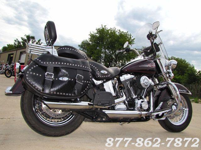 2006 Harley-Davidson HERITAGE SOFTAIL FLSTCI HERITAGE SOFTAIL McHenry, Illinois 42